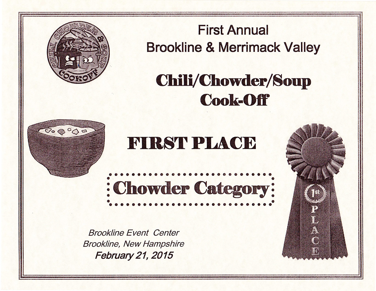 Best Chowder 2015
